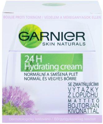 Garnier Essentials creme hidratante para pele normal a mista 3