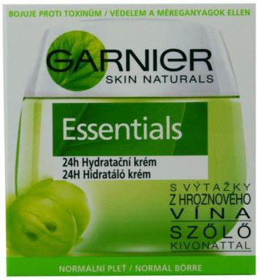 Garnier Essentials vlažilna krema za normalno kožo 3