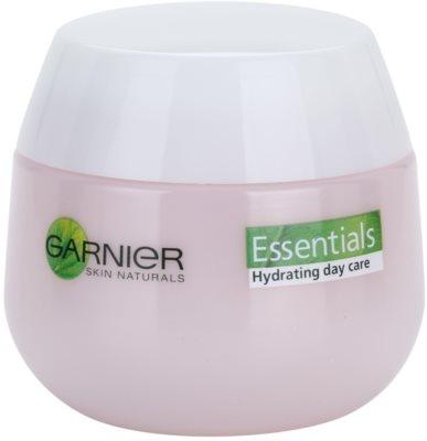 Garnier Essentials crema hidratanta ten uscat