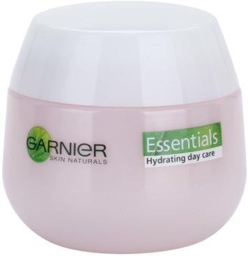 Garnier Essentials crema hidratante para pieles secas