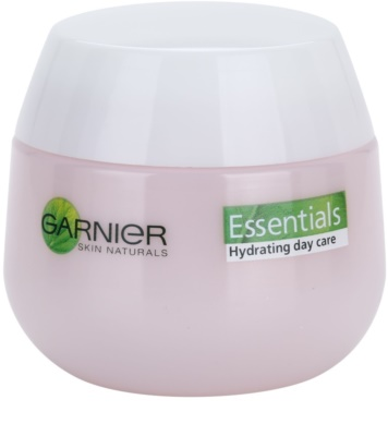 Garnier Essentials creme hidratante para pele seca
