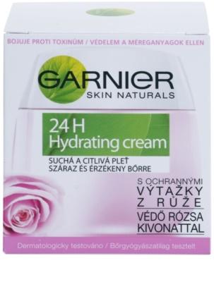 Garnier Essentials hydratační krém pro suchou pleť 3