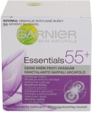 Garnier Essentials денний крем проти зморшок 55+ 4