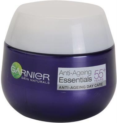 Garnier Essentials денний крем проти зморшок 55+