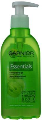 Garnier Essentials gel spumant de curatare pentru piele normala si mixta