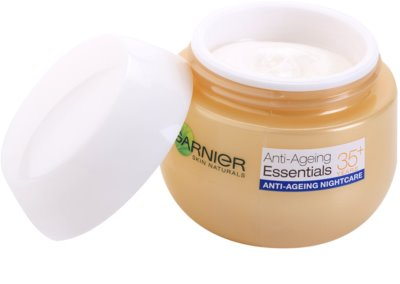 Garnier Essentials multi-aktive Nachtcreme gegen Falten 1