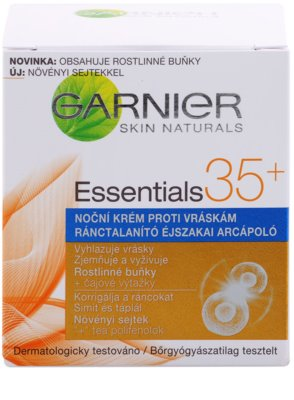 Garnier Essentials multi-aktive Nachtcreme gegen Falten 2
