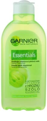 Garnier Essentials apa pentru purificarea tenului pentru piele normala si mixta