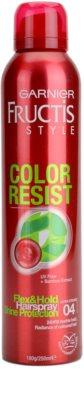 Garnier Fructis Style Color Resist hajlakk a tündöklő hajszínért