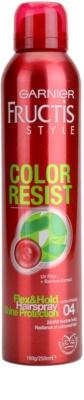 Garnier Fructis Style Color Resist laca de pelo para mantener el brillo del pelo teñido