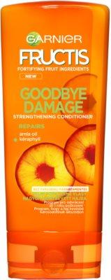 Garnier Fructis Goodbye Damage bálsamo fortificante para cabello maltratado o dañado