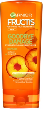 Garnier Fructis Goodbye Damage erősítő balzsam a károsult hajra
