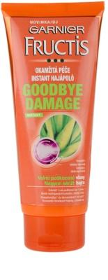 Garnier Fructis Goodbye Damage ingrijire imediata pentru par deteriorat