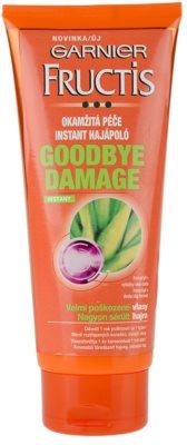 Garnier Fructis Goodbye Damage natychmiastowa pielęgnacja do włosów zniszczonych