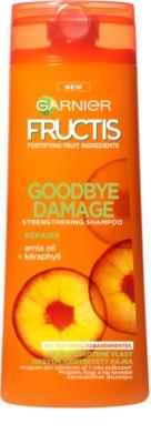 Garnier Fructis Goodbye Damage champú revitalizador para cabello maltratado o dañado