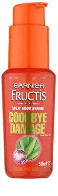 Garnier Fructis Goodbye Damage Ser pentru vârfuri despicate