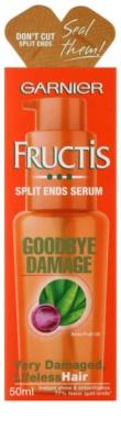 Garnier Fructis Goodbye Damage Ser pentru vârfuri despicate 2