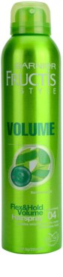 Garnier Fructis Style Volume lak za lase za volumen