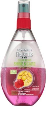 Garnier Fructis Color Resist bezoplachová péče pro barvené vlasy