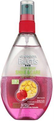 Garnier Fructis Color Resist cuidado sem enxaguar para cabelo pintado