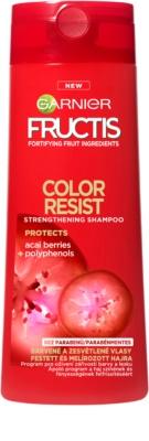 Garnier Fructis Color Resist stärkendes Shampoo für gefärbtes Haar
