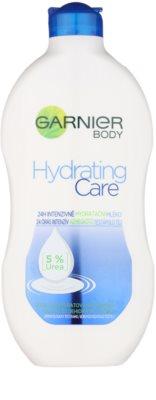 Garnier Hydrating Care hydratačné telové mlieko pre veľmi suchú pokožku