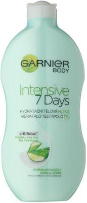 Garnier Intensive 7 Days hydratisierende Körpermilch mit Aloe Vera