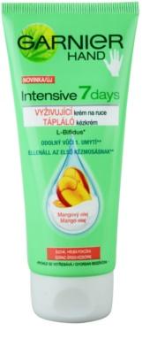 Garnier Intensive 7 Days crema nutritiva para manos