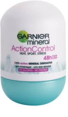 Garnier Mineral  Action Control golyós dezodor roll-on