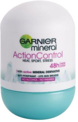 Garnier Mineral  Action Control рол- он против изпотяване