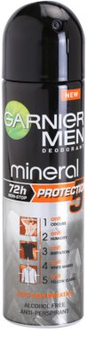 Garnier Men Mineral 5 Protection antiperspirant v spreji