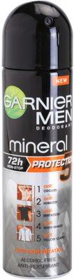 Garnier Men Mineral 5 Protection antitranspirante em spray