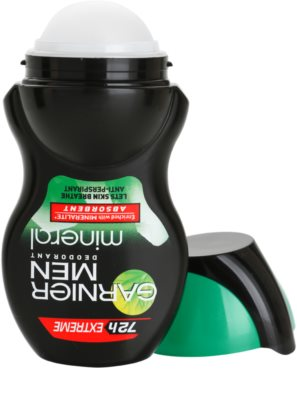 Garnier Men Mineral Extreme golyós dezodor roll-on 1