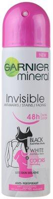 Garnier Mineral Invisible spray anti-perspirant