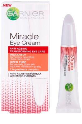 Garnier Miracle transzformáló szemápolás öregedés ellen 2