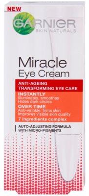 Garnier Miracle transformující oční péče proti stárnutí 3