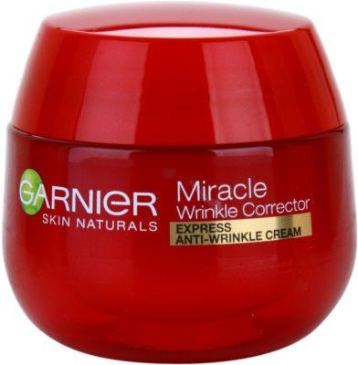 Garnier Miracle crema antiarrugas