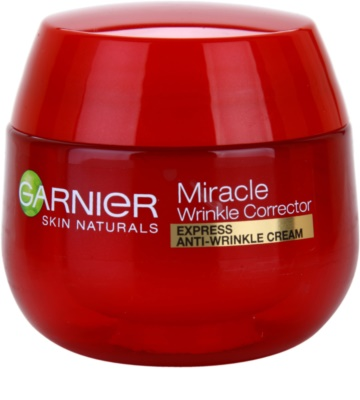 Garnier Miracle крем против бръчки