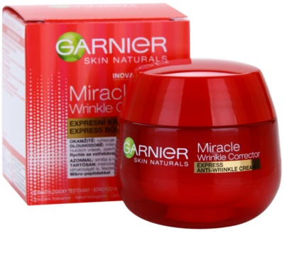 Garnier Miracle Anti-Faltencreme 2