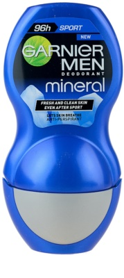 Garnier Men Mineral Sport antiperspirant roll-on
