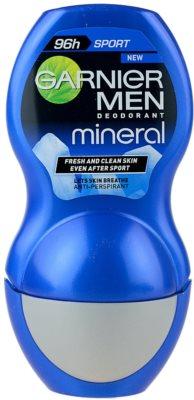 Garnier Men Mineral Sport Antitranspirant-Deoroller