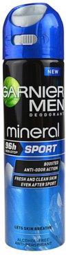 Garnier Men Mineral Sport antiperspirant v pršilu