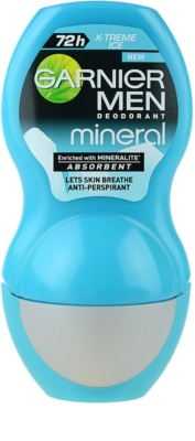 Garnier Men Mineral X-treme Ice golyós dezodor roll-on