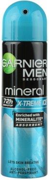 Garnier Men Mineral X-treme Ice Antitranspirant-Spray