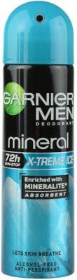 Garnier Men Mineral X-treme Ice izzadásgátló spray