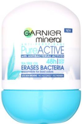 Garnier Mineral Pure Active антибактеріальний антиперспірант  roll-on