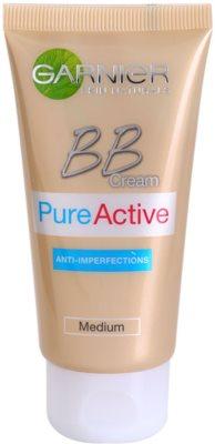 Garnier Pure Active BB krema proti nepravilnostim na koži