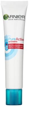 Garnier Pure Active Korrekturpflege gegen Pickel