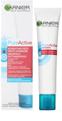 Garnier Pure Active korektivní péče proti pupínkům 1