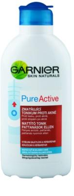 Garnier Pure Active tónico de limpeza para pele problemática, acne